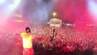 "WIz Khalifa ""Let it Go"" in Sao Paulo, Brazil - 1/11/13"