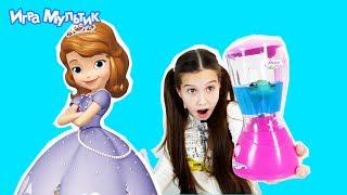 Принцесса София спасает принцессу Эмбер! Игра Мультик