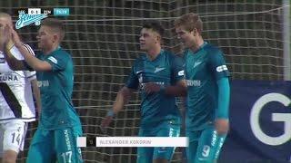 «Зенит» — «Легия»: полный видеообзор матча на «Зенит-ТВ»