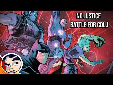 "Justice League No Justice ""Failure"" #2 - Rebirth Complete Story"