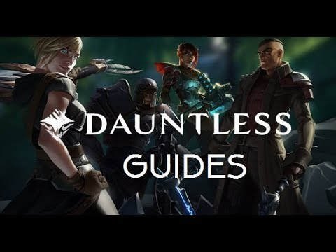 Dauntless Guide : Break parts