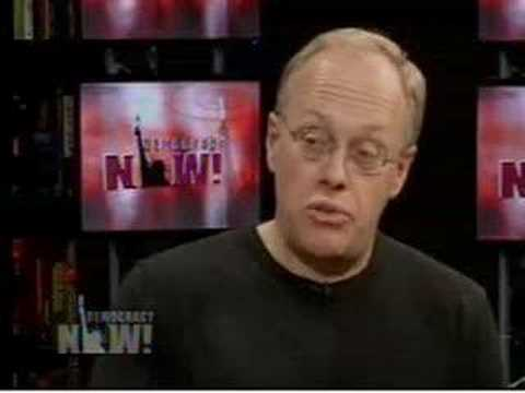 Interview to Chris Hedges 1