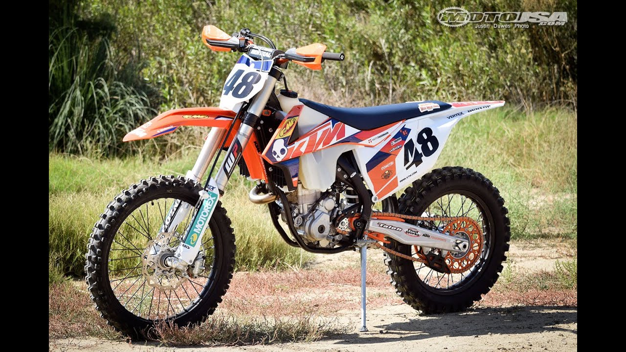 How To Remove Seat On Ktm Sx