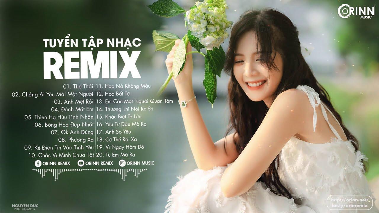 NHẠC TRẺ REMIX 2020 MỚI NHẤT HIỆN NAY - EDM Tik Tok ORINN REMIX - Lk Nhạc Trẻ Remix 2020