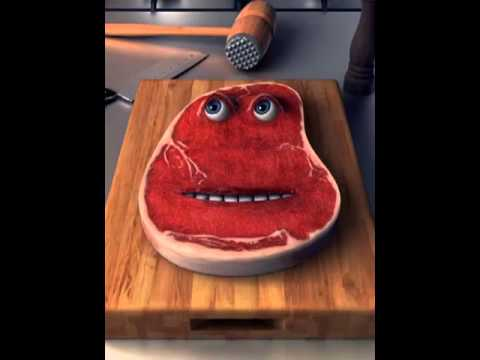 Charlie The Steak - Funny Video