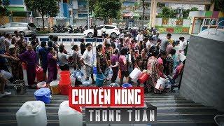 Hàng triệu người dân Hà Nội cam chịu xài nước bẩn
