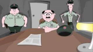 Rytmus - Moja stvrt, Neni unik  animacia