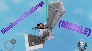[Roblox] 15 Sekunden: Abschluss der karierten Herausforderung (MOBILE)