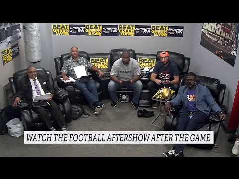Bears Vs. Packers Stream - 2nd Half Sidecast