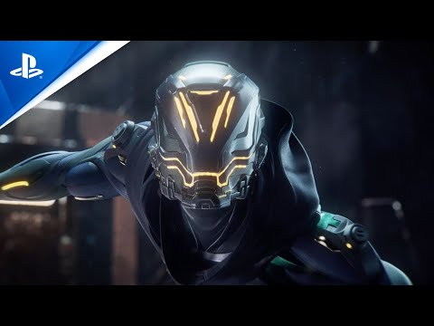 Ghostrunner - Launch Trailer | PS4