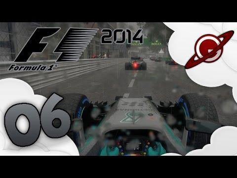 F1 2014 |  Carrière Coop #6: Grand Prix de Monaco [FAIL] [FR]