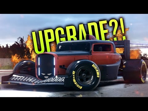 UPGRADING THE HOT ROD GLITCH! | Need for Speed 2015