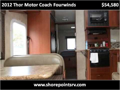 2012 Thor Motor Coach Fourwinds Used Cars Monmouth and Ocean