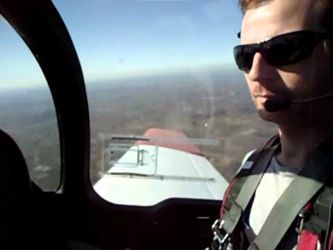Spin Training - Flight Instructor Course - Private Slingsby T.67M Firefly G-BYRY