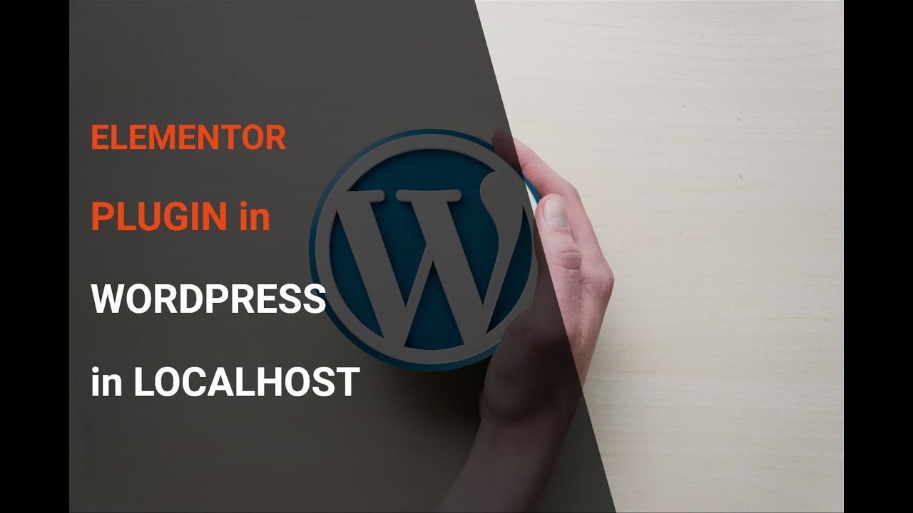 WordPress tutorial. Elementor plugin tutorial. - YouTube