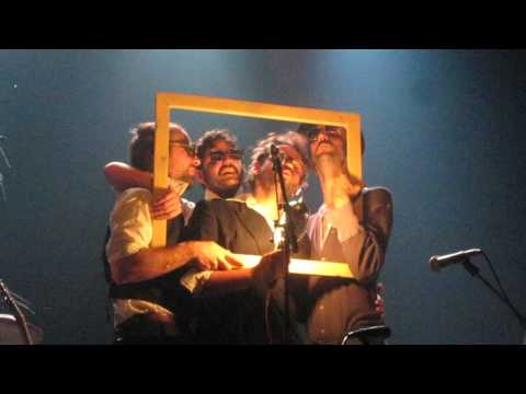 L'Orchestre D'Hommes-Orchestres - Cold Water (Tom Waits cover)
