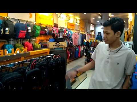 Toko Outdoor Jakarta
