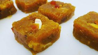 Pumpkin Halwa || Pumpkin - Dessert||മത്തങ്ങാ ഹൽവ . Recipe| Malabarkitchen#72