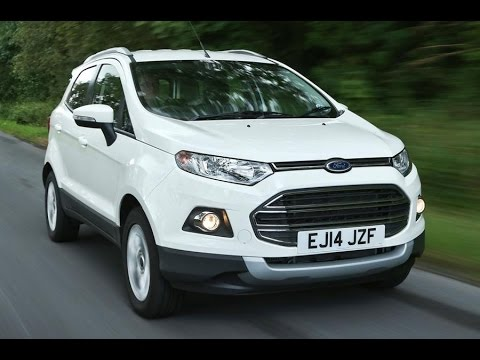 New Cars ,,  Ford EcoSport,,,, Auto Show