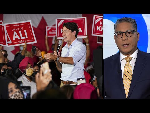 Truth Tracker: The optics of the Liberals' indoor rally