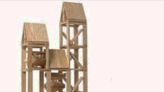 Citiblocs Original Wooden Building Block Set - 100 Piece (toy)