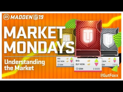 THE HISTORY OF THE BLITZ PROMO! EASY COIN MAKING METHODS AND MORE! MADDEN 19 ULTIMATE TEAM