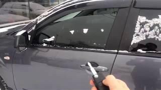Выкидной ключ Mitsubishi Outlander XL скрытые функции мицубиси  L200, Pagero