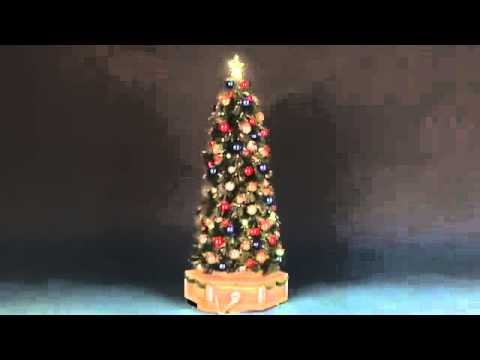 - Lemax The Majestic Christmas Tree 24500 - YouTube