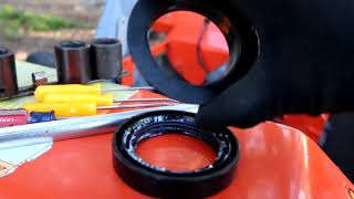 New Rear Axle Seal Fits Kubota R520 Series Tractor