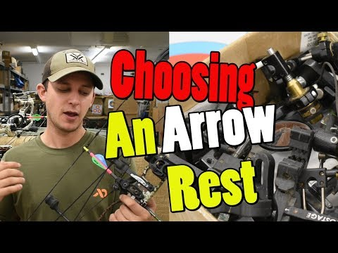 Choosing An Arrow Rest | Arrow Rest Comparisons
