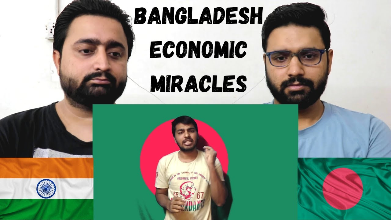 INDIAN REACTION ON Bangladesh Economic Miracles. SONAR BANGLA