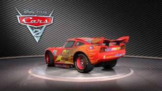 Cars 2 : Vidéo Showroom de Flash McQueen - Le 27 juillet 2011 au cinéma
