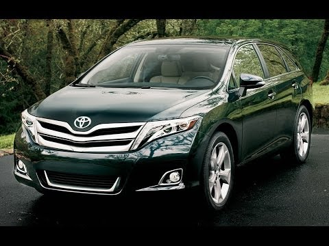2015 toyota venza youtube. Black Bedroom Furniture Sets. Home Design Ideas