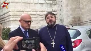 Криминалист рассказал, как отделял ребро Николая Чудотворца для отправки в Россию