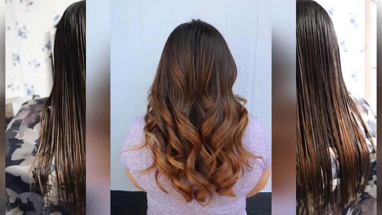 sunkissed (honey caramel) balayage blonde - youtube