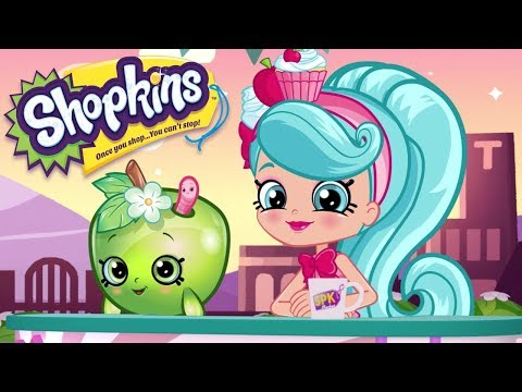 SHOPKINS Cartoon - CHAT SHOW | Cartoons For Children