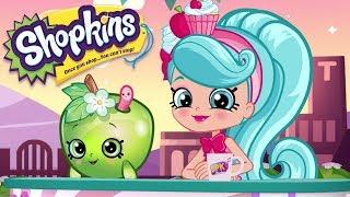 SHOPKINS Cartoon - CHAT SHOW | Cartoons For Children