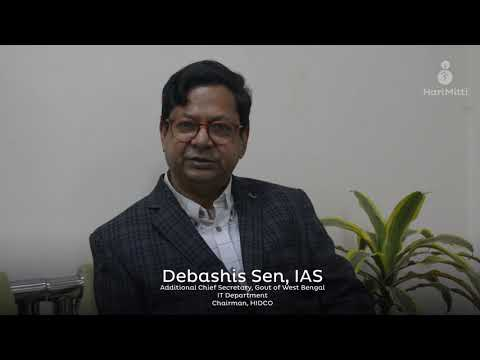 Interview Of Mr. Debasish Sen | Kolkata's Best Organic Gardener - Harimitti