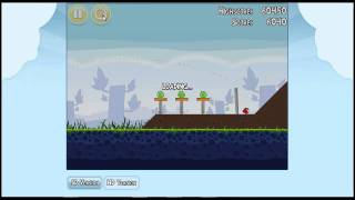 Angry Birds On Browser