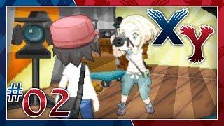 Pokémon X and Y Walkthrough - Part 2: The Photogenic Gym Leader Viola