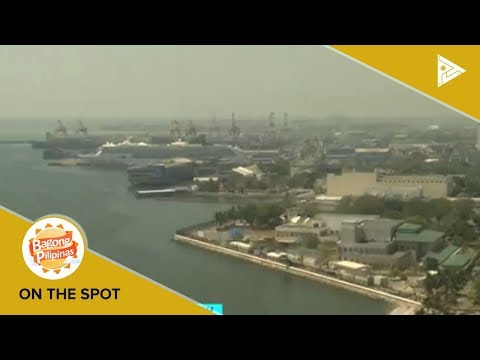 ON THE SPOT: Partisipasyon ng lungsod ng Maynila sa Manila Bay rehabilitation