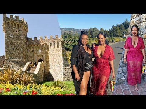 Castello Di Amorosa Tour At Napa Valley