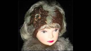 Модные вязаные повязки на голову. Разные варианты(С наступлением холода нашу голову нужно утеплять. Модные, практичные, красивые, вязаные повязки на голову..., 2014-09-22T09:45:26.000Z)