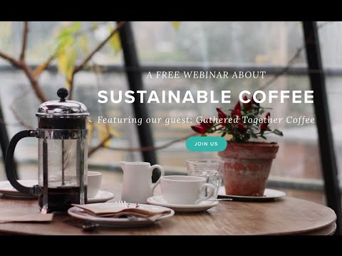 Why drink organic and fair trade coffee?
