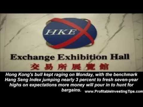 Invest in the Hong Kong Stock Market