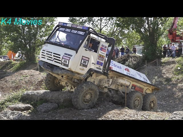 6x6 Steyr Truck   Europe Truck Trial