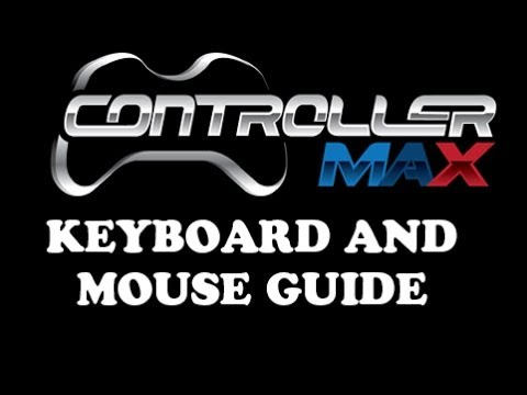 V Mouse Guide Cronusmax Keyboard and...