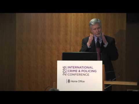 ICPC 2016: Unlocking the science of slavery, Professor Kevin Bales ...