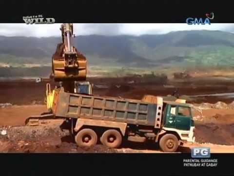 Born To Be Wild: Nickel Mining Sa Rio Tuba, Bataraza, Palawan