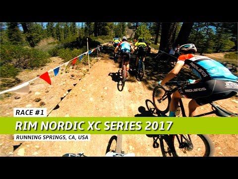 XC Full Race: 2017 Rim Nordic #1 Pro Men